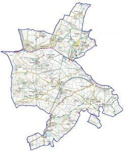 West Crewkerne Parish Map